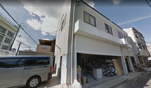 赤川4丁目貸し倉庫 メイン画像
