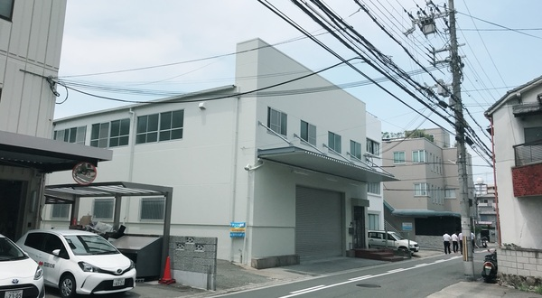 豊津町倉庫兼事務所 メイン画像