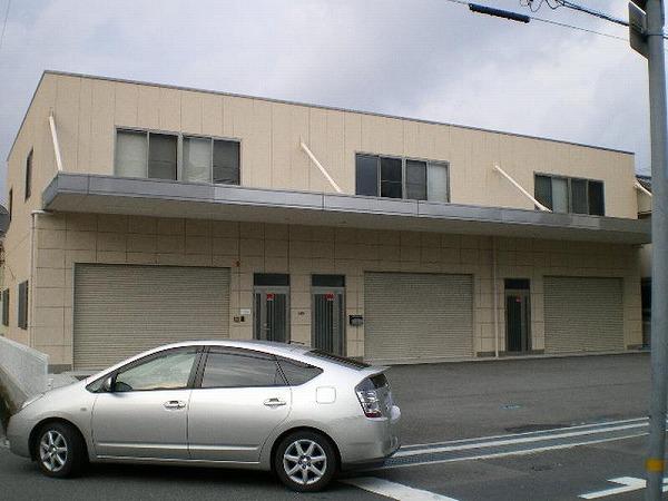 JM21(B室)貸し倉庫・事務所 メイン画像
