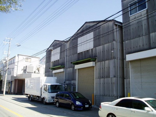 南初島町貸し工場・倉庫 メイン画像