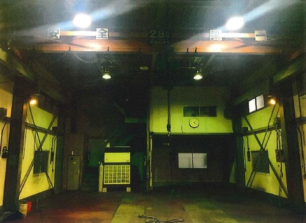 高砂町工場・倉庫 メイン画像