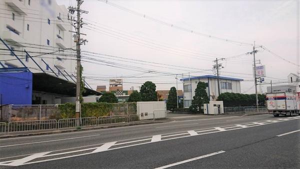 茨木市上郡1棟倉庫 メイン画像
