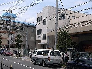 西三国倉庫兼事務所