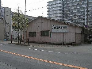 小岸倉庫(平屋建)