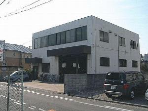 ネクスト-8ビル(倉庫兼事務所)