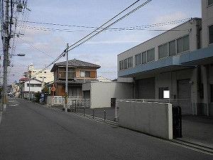ネクスト-60 江坂町貸し倉庫
