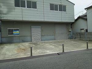 南寺方北通貸し倉庫