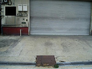 南寺方南通貸し事務所付倉庫 画像2