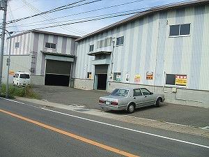 樽井1丁目貸倉庫