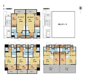 modern palazzo 江坂 AXIA �T(2階から5階) 画像8