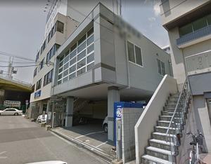 (仮称)西中島倉庫付事務所