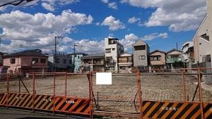 東大阪市小若江2丁目貸土地 画像2