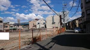 東大阪市小若江2丁目貸土地 画像3